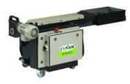 Conair under press/low profile granulator
