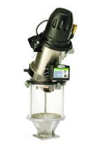 MedLine® Access Loader glass hopper
