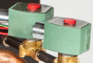 MedLine® compressed air purge valve