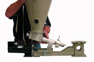 Conair BF6 hopper removal