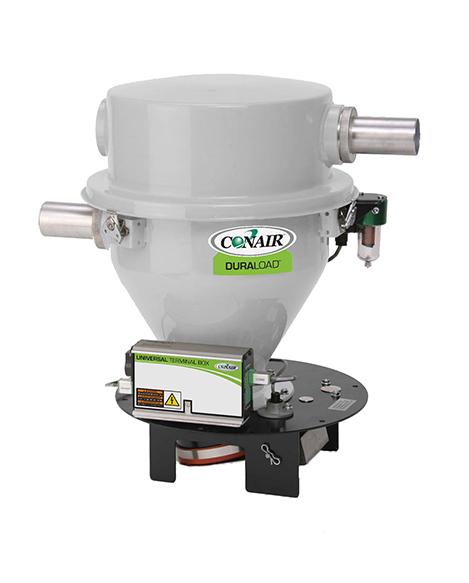 DuraLoad™ Series Central Vacuum Receivers