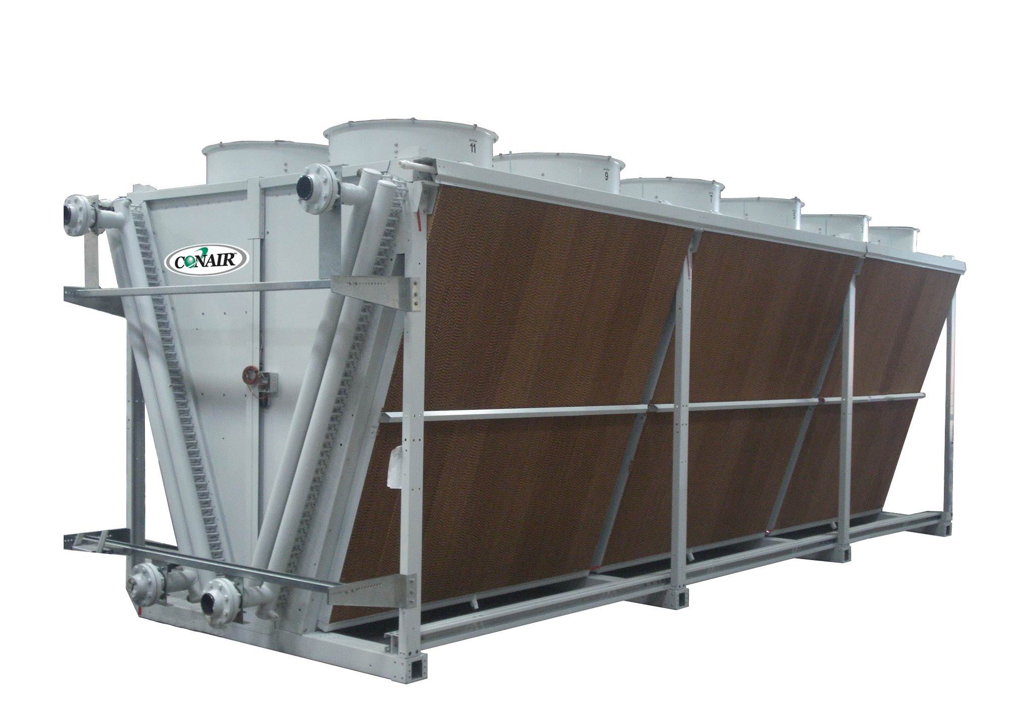 Cooling Tower Systems For Plastics Processing Conair