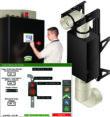 Hopper temperature controllers