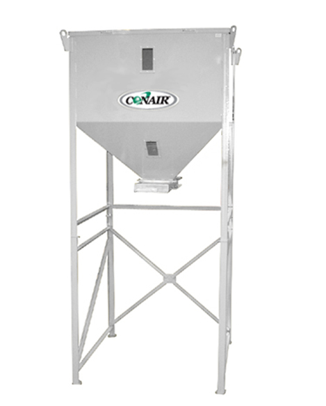 In-Plant Surge Bins