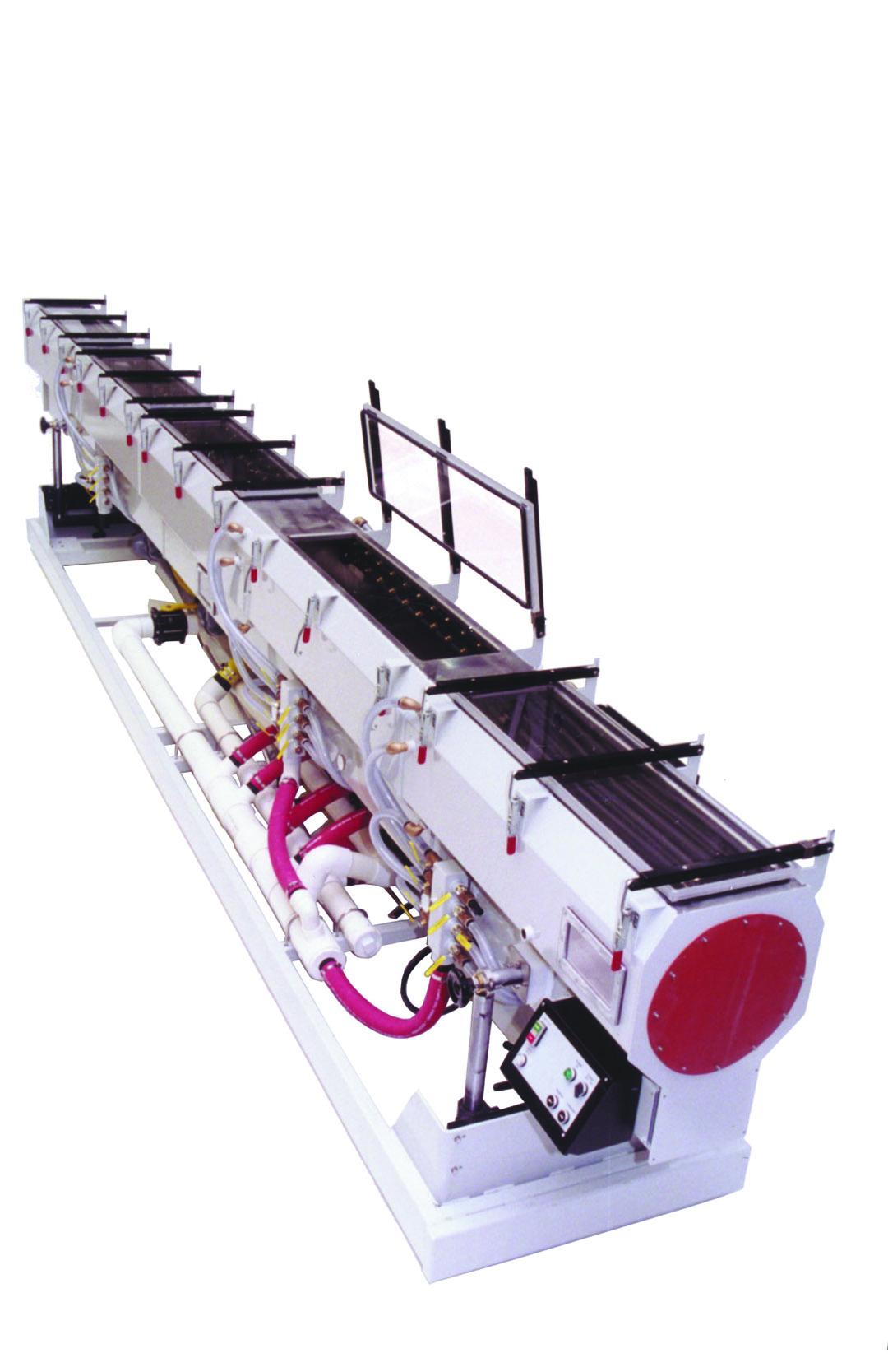 MSBHI Series Water Spray Tanks
