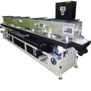 Vacuum sizing tanks and equipment