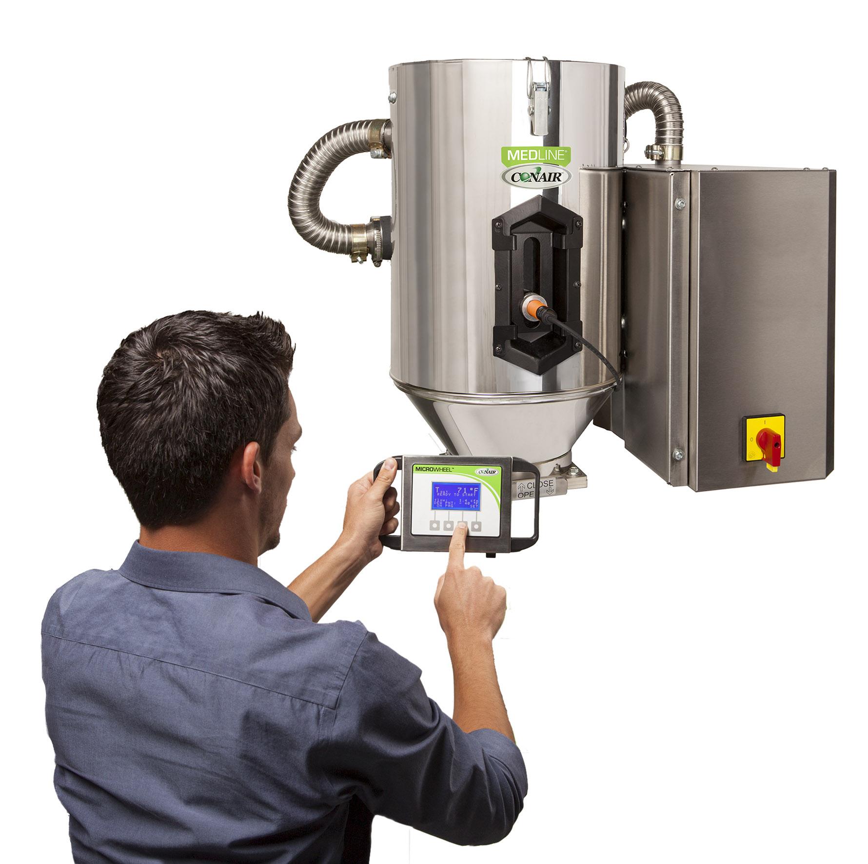 MedLine<sup>®</sup> MicroWheel Dryers
