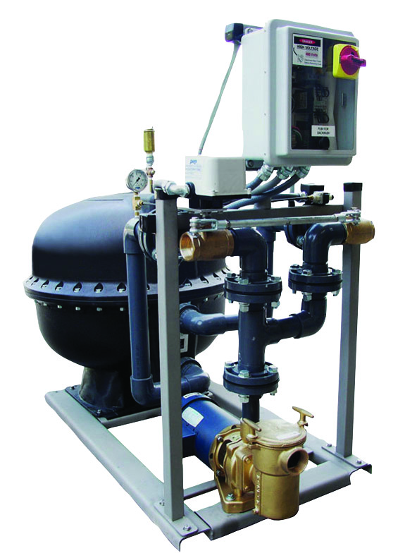 SMF Tower Water Filter System
