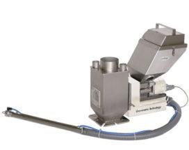 MedLine® TrueFeed compressed air loading lid