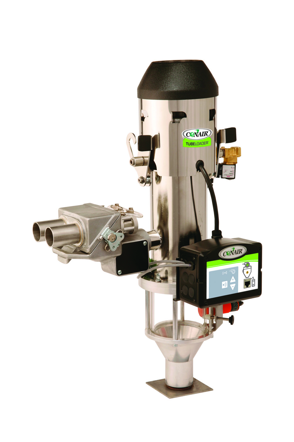 Self Contained Vacuum Loaders Conair