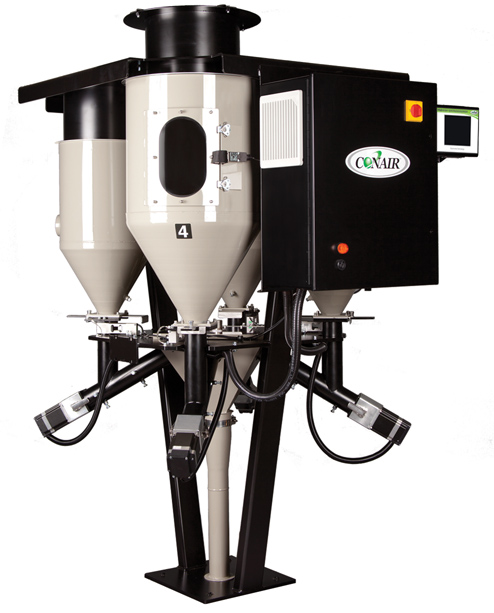 TRUEWEIGH™ Continuous Blender