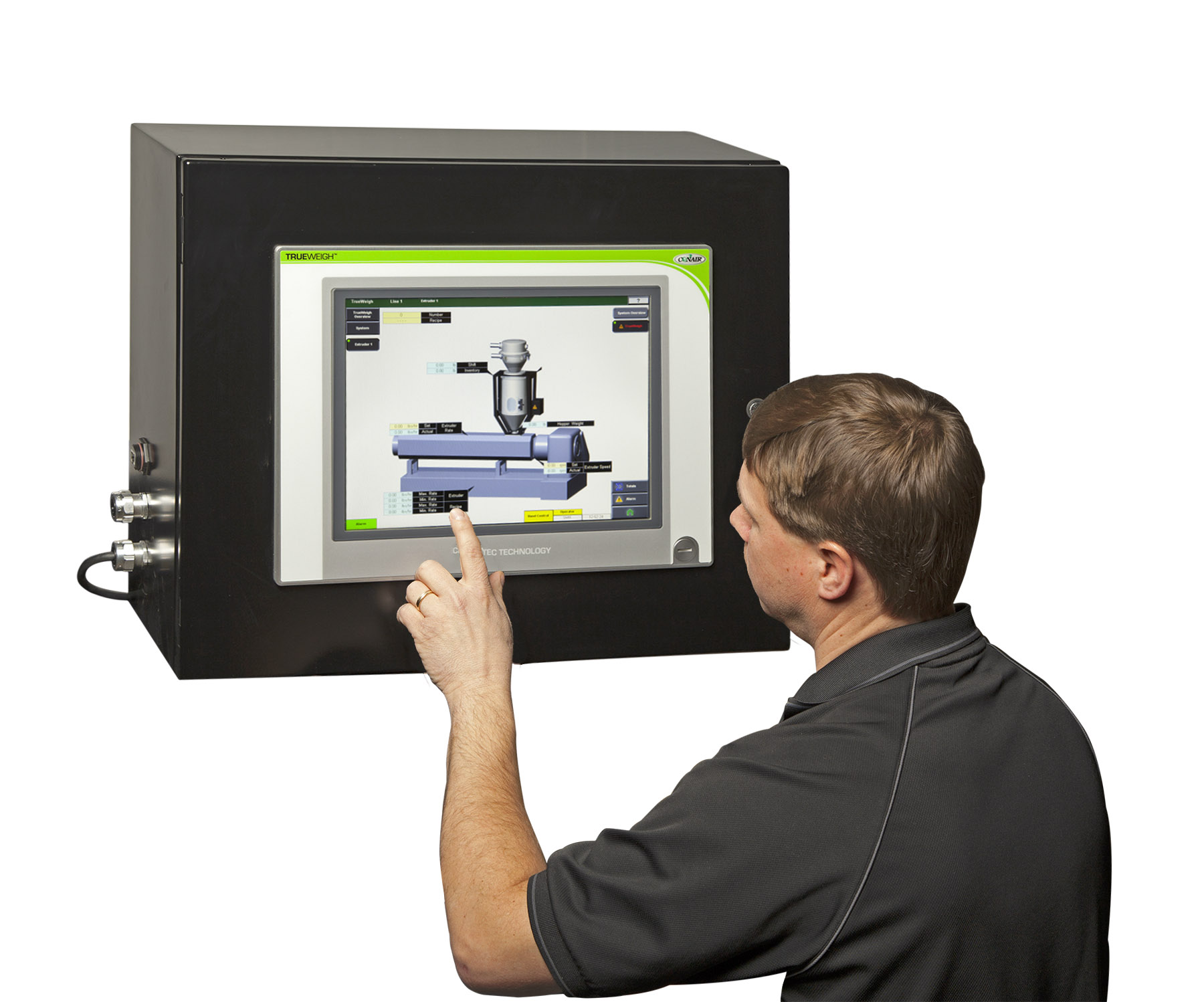 TrueWeigh<sup>™</sup> Line Manager