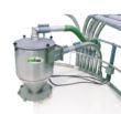 Bulk conveying system for plastics processing