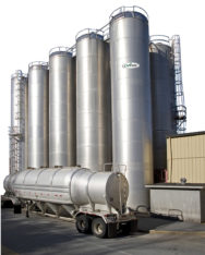 Welded Steel or Aluminum Silos