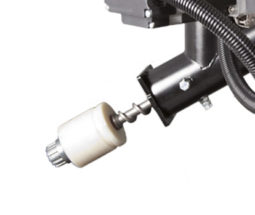 TrueWeigh™ Continuous Blender material feed auger