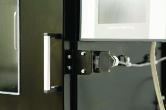 TrueBlend™ safety interlock