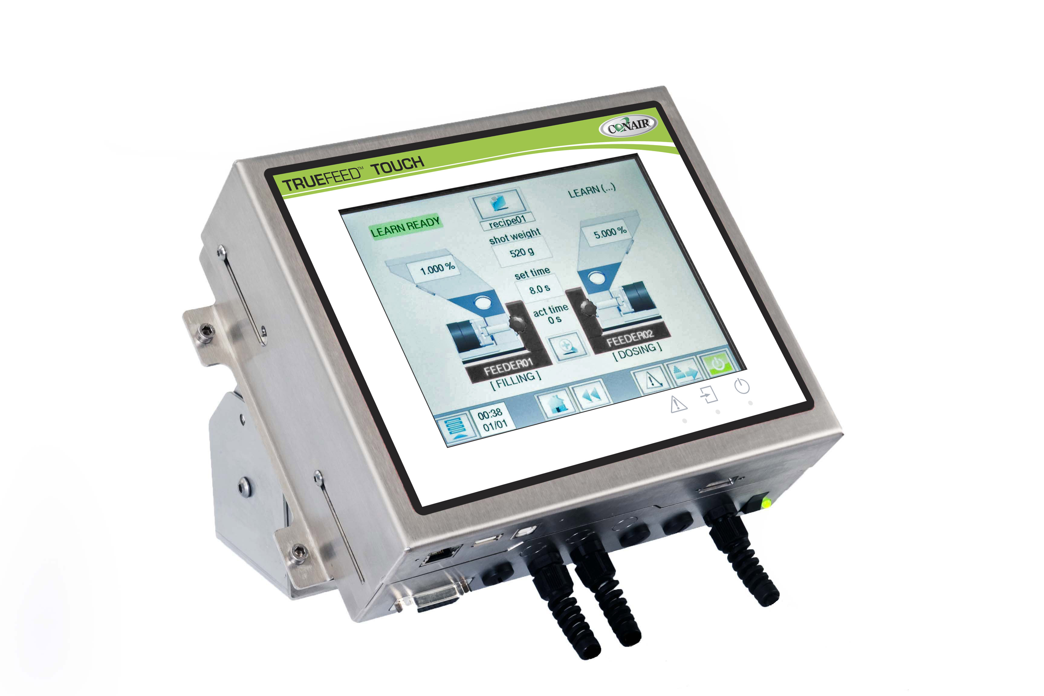 MedLine® TrueFeed Touch Control