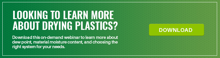 Looking to learn more about drying plastics?