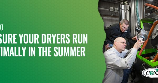 How to be sure your dryers run optimally in the summer