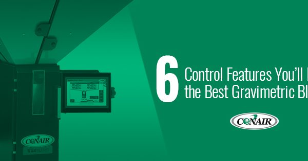 6 Control Features you'll find on the Best Gravimetric Blenders