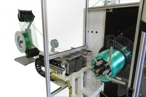 Coil Strapping System for ATC Series Tube Coilers