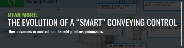 Read more about the evolution of a smart conveying control