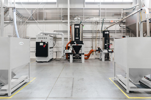 Plastics Processing Auxiliary Equipment from Conair